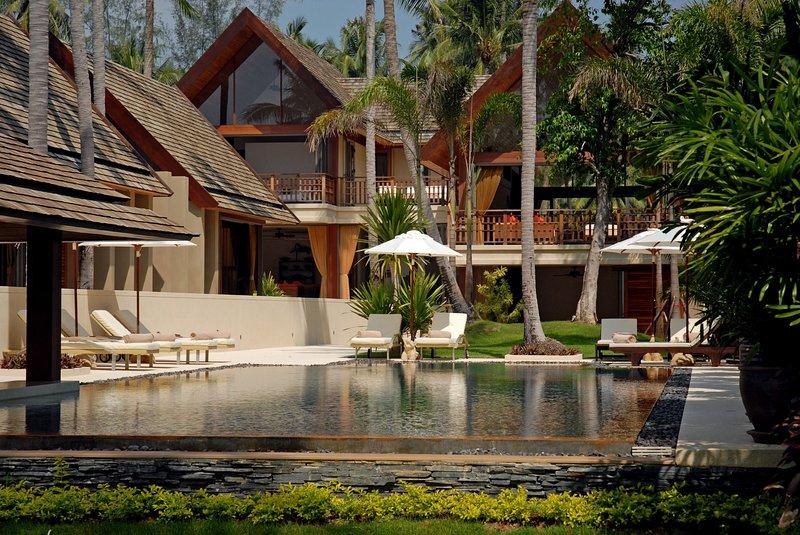 [PROMO] Baan Ora Chon Beachfront Wellness Retreat w/ Chef, vacation rental in Lipa Noi