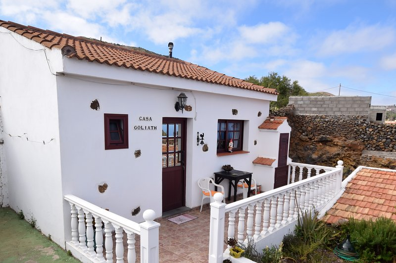 CASA GOLIATH EL HIERRO, vacation rental in Taibique