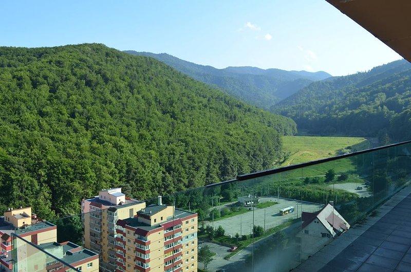 Luxury Fresh View 5 stars ***** Residence, casa vacanza a Timisul de Jos