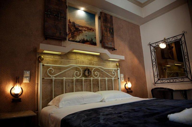 Kadith Apartments - Superior Apartment, location de vacances à Ano Garouna