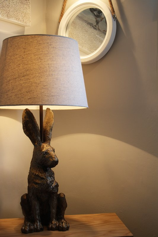 See how many hares you can spot in this property!