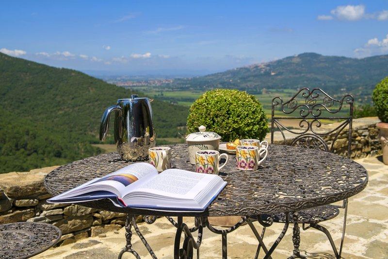 Villa Etruria, holiday rental in Fratticciola