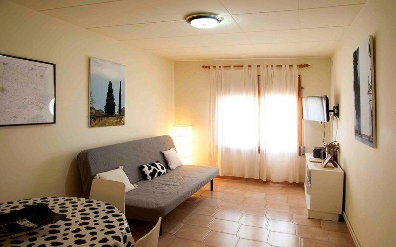 Apartament Perebep, con Wifi y aire acondicionado., Ferienwohnung in Alfarras