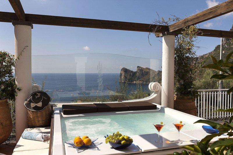 Villa il Glicine, holiday rental in Nerano