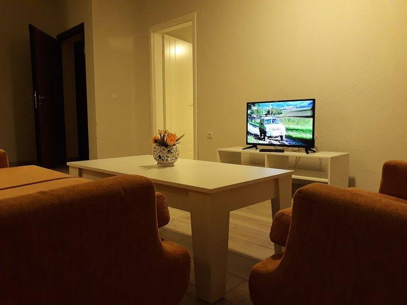 Vila&Apartments MATEA-Apartment3 55m2 for 4 people, holiday rental in Star Dojran