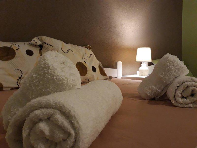 Vila & Apartments MATEA - Studio1 for 4 guests, holiday rental in Star Dojran