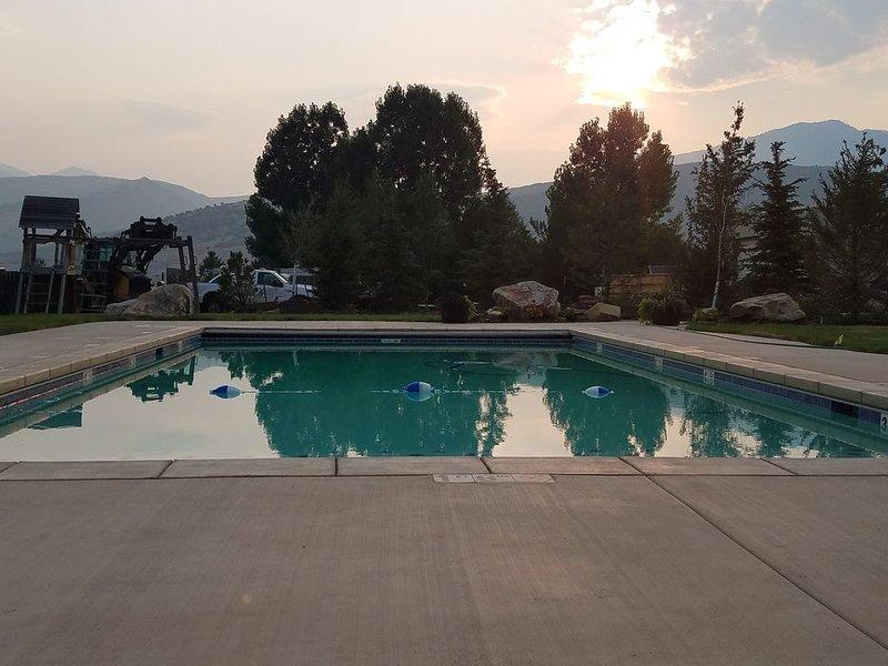 Northern Utah Retreat, location de vacances à Timber Lakes