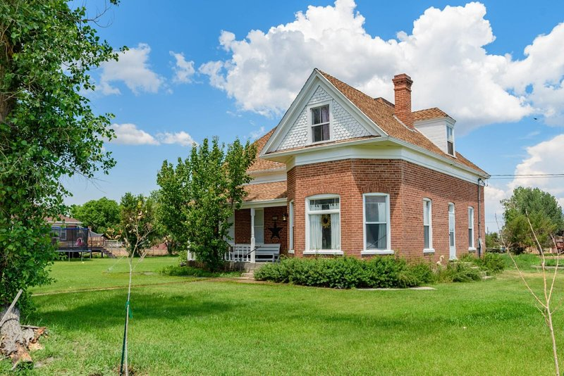 Heywood Heritage Home, holiday rental in Panguitch