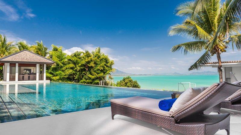 Villa Vikasa - 5 bedrooms Luxury Villa Phuket, alquiler de vacaciones en Koh Yao Noi