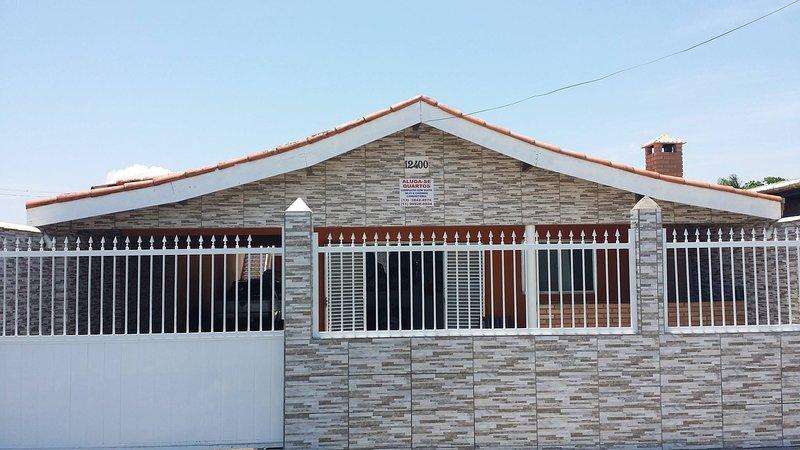 Suítes Beira Mar (CASAL) Balneário San Martinho, alquiler vacacional en Ilha Comprida
