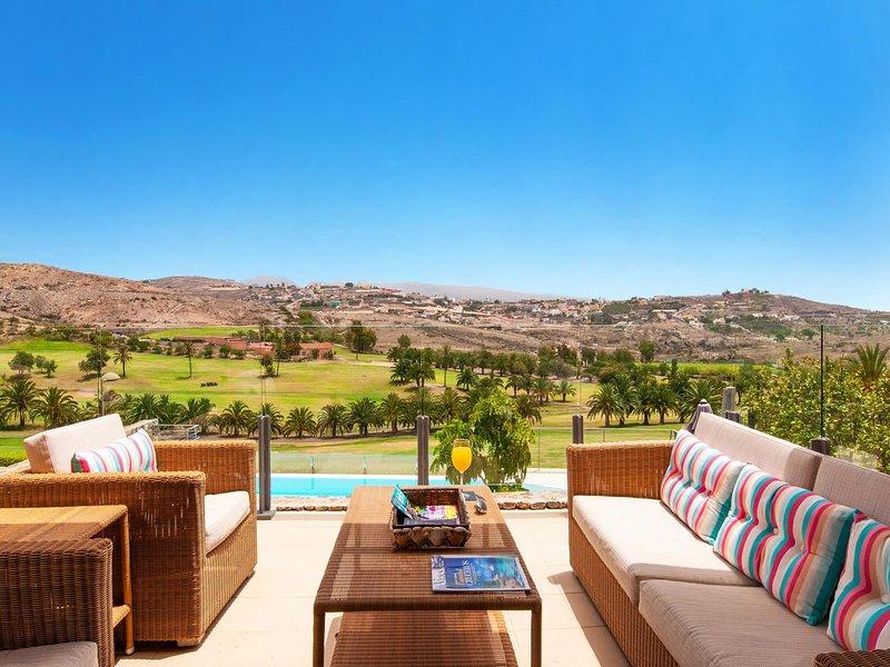 Villa Piedra Amarilla-Spain, vacation rental in Montana La Data