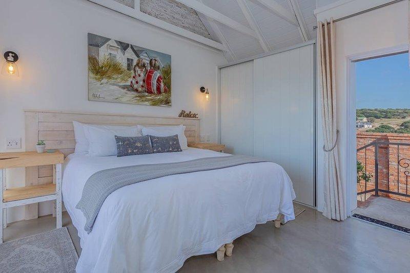 Garden Route at Seeplaas Sea View Room 4, holiday rental in Great Brak River