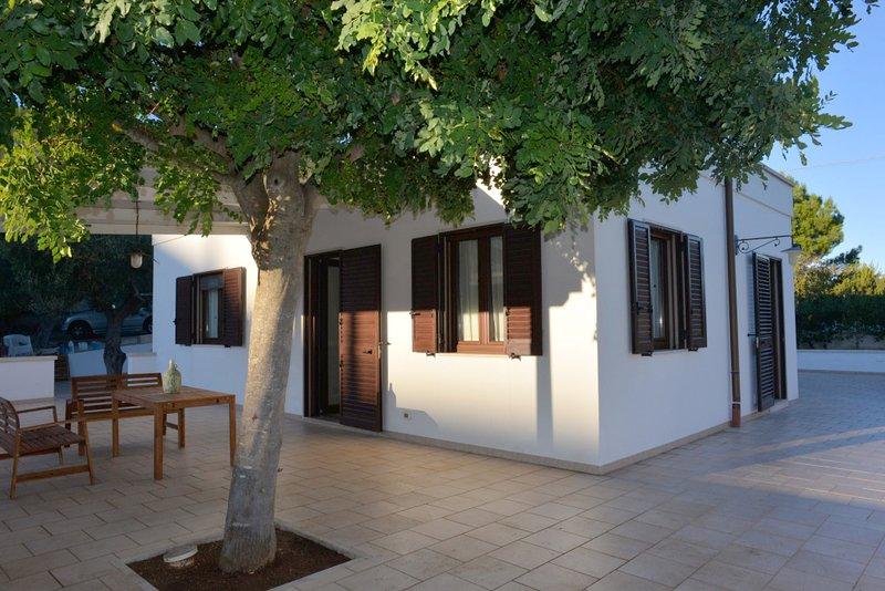 Villa Sgott, holiday rental in Calabrese