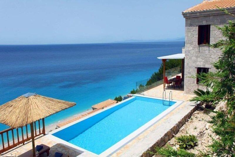Milos Paradise Luxury Villas, holiday rental in Exanthia