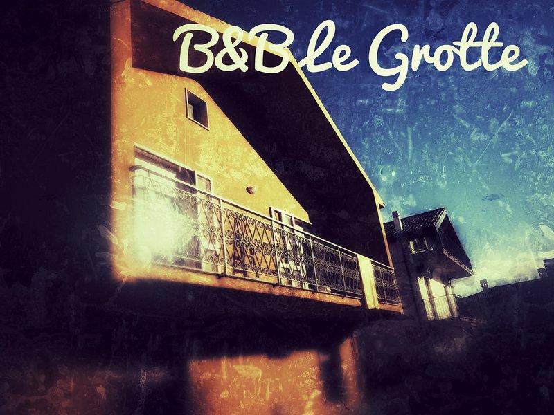 B&B Le Grotte, un posto tranquillo dove passare la notte., alquiler vacacional en Villa Oliveti