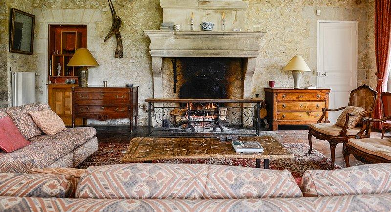 Ognon Chateau Sleeps 17 with Pool - 5049722, location de vacances à Ville de Chantilly