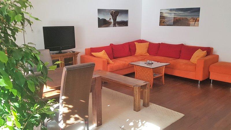 Ruhige Wohnung, location de vacances à Mossautal