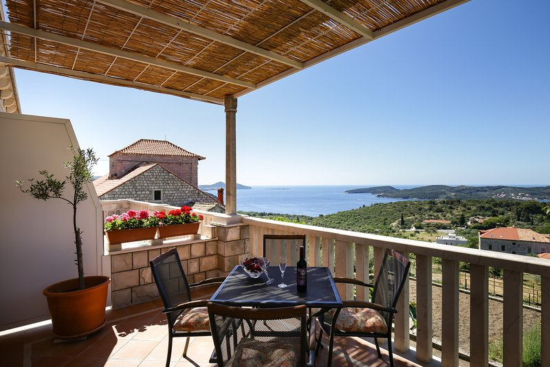 Villa Meskal A1, holiday rental in Orasac