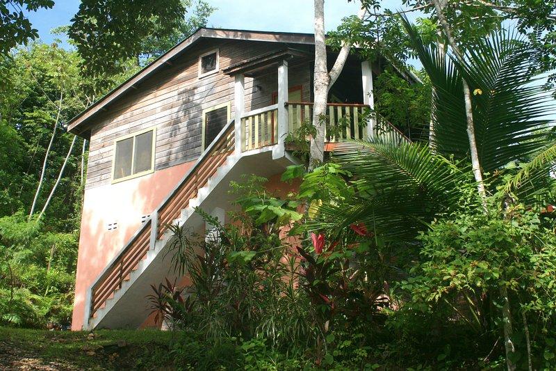 Checo Hill Farm, Ferienwohnung in Mountain Pine Ridge Reserve