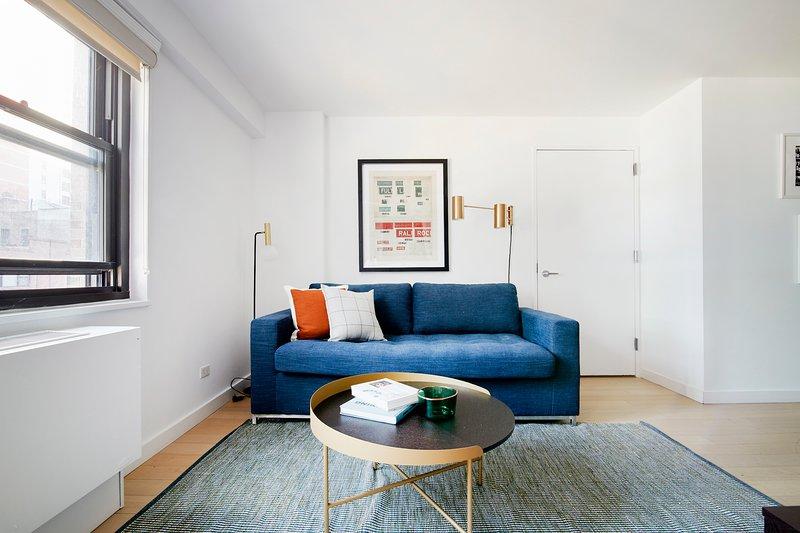 Queen-size sleep sofa