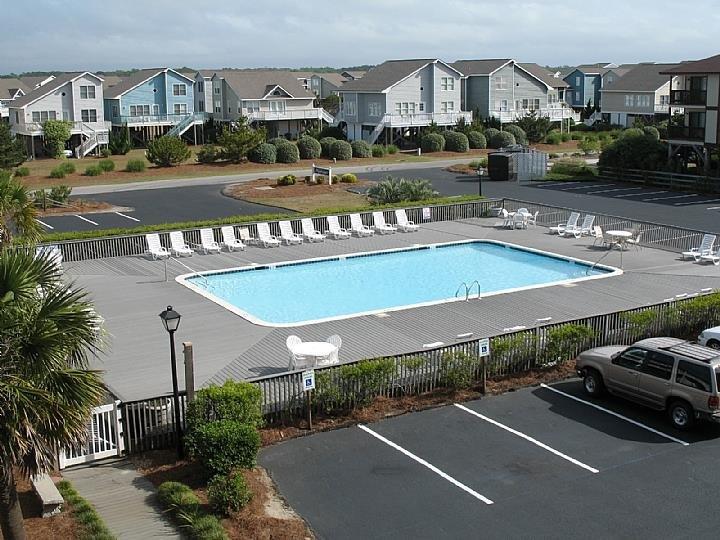piscina de windjammer