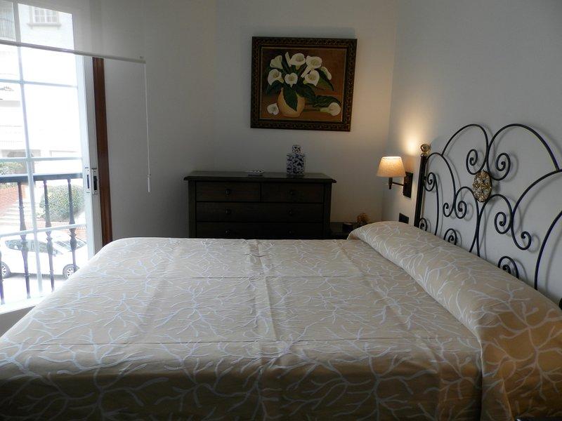 Apartamento Silgar I, alquiler de vacaciones en Sanxenxo