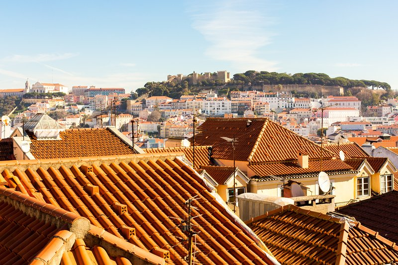 Courtesy Chiado STYLISH & GREAT VIEW, vacation rental in Lisbon