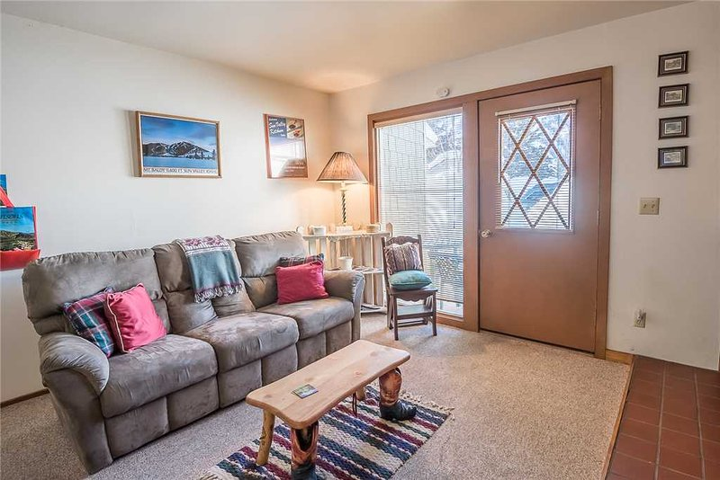 Alpine Villa Condo 21, vacation rental in Ketchum
