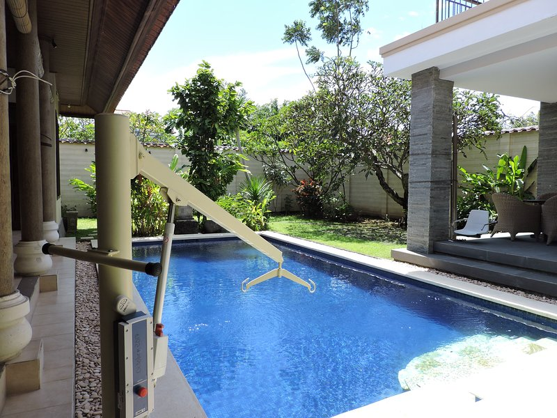 Accessible Penyaringan, holiday rental in Sanur