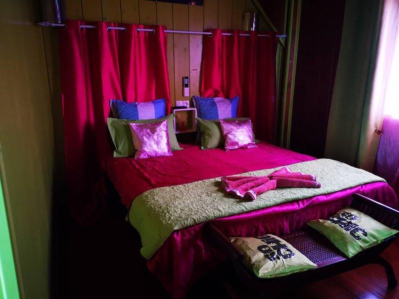 Lodge d'eden Eucalyptus, vacation rental in Sainte-Anne