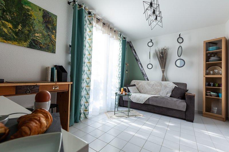 Les villas du triangle - Le Studio, holiday rental in Nimes