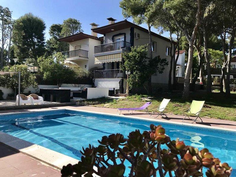 """31f83726ed2bd Bonita Casa con PISCINA privada"""" (Calafell"""