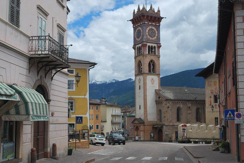 Appartamento Casa Fanni Cavalese  Trento, vakantiewoning in Tesero