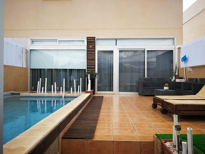 3 avis et 23 photos pour precioso apartamento con piscina for Apartamentos con piscina propia