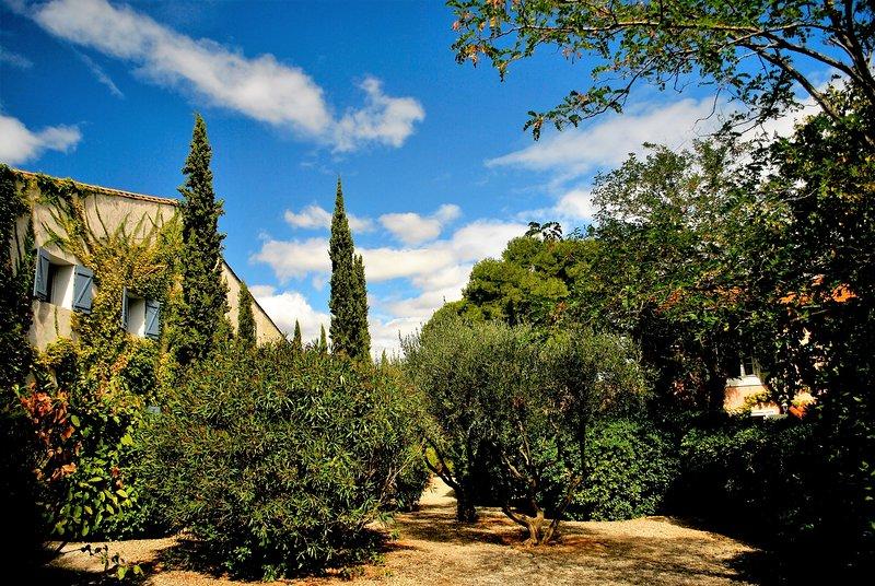 Villas area
