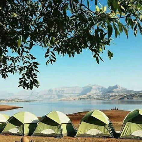 Bhandardara Campers, holiday rental in Ahmednagar District