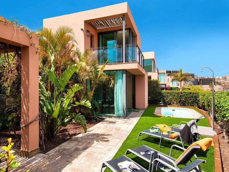 Beautiful Villa Salobre Gran Canaria Lagos 30, vacation rental in Montana La Data