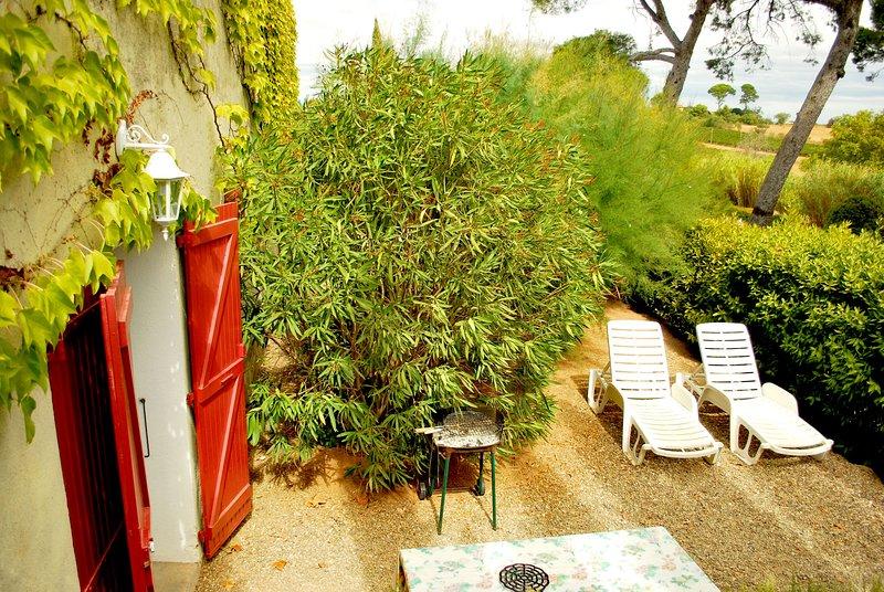 Villa 8- garden