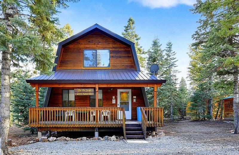 The Pit Stop - Sleeps upto 10 people, holiday rental in Duck Creek Village