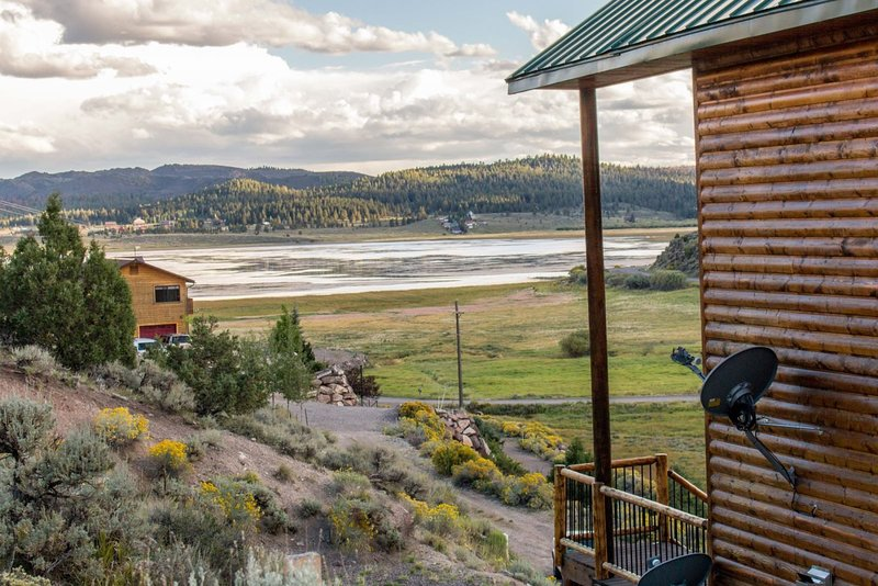 Panguitch Lakehome, holiday rental in Hatch