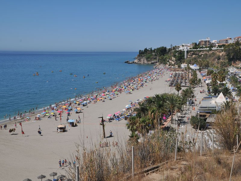 Famous Burrina Beach only 700 meter from the apartment, 10 min walk