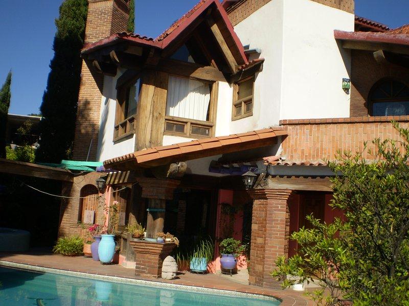 Casa Panorámica, location de vacances à Valle de Bravo