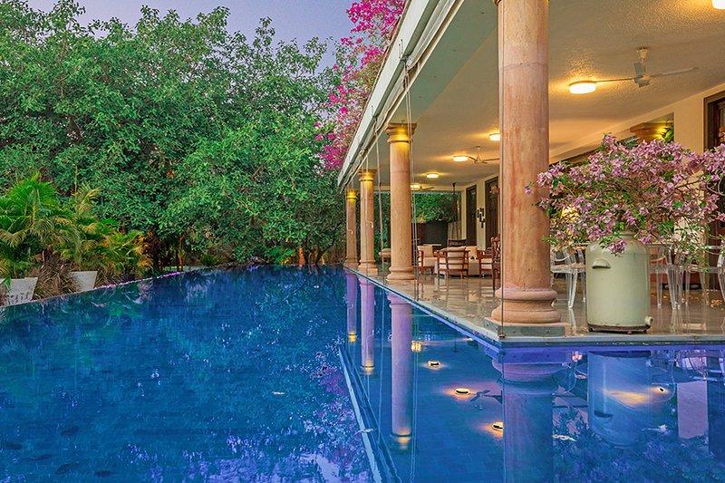Magnolia Villa by Vista Rooms, vacation rental in Alibaug