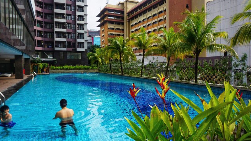 Nice Studio Room Tamansari Apartment, location de vacances à Jakarta