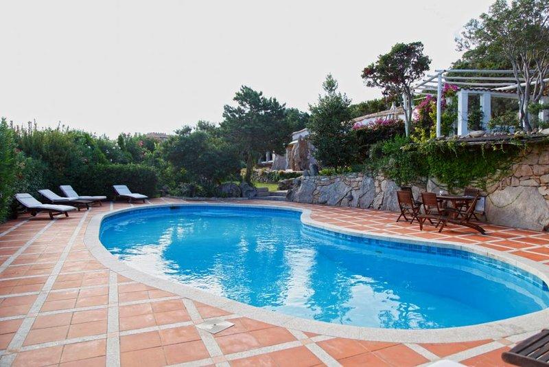 Villa Porto Cervo Con Piscina, vacation rental in Porto Cervo