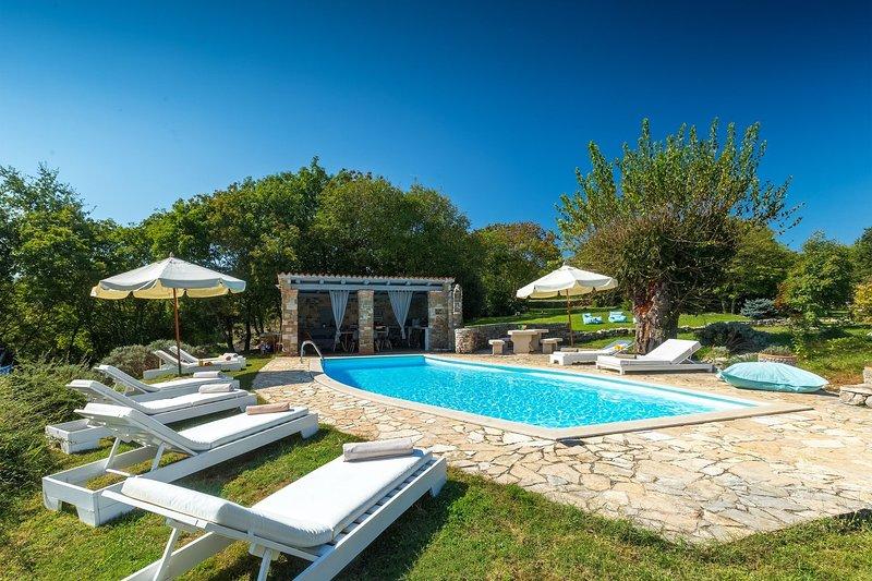Villa Stancija Vigiini, alquiler de vacaciones en Groznjan