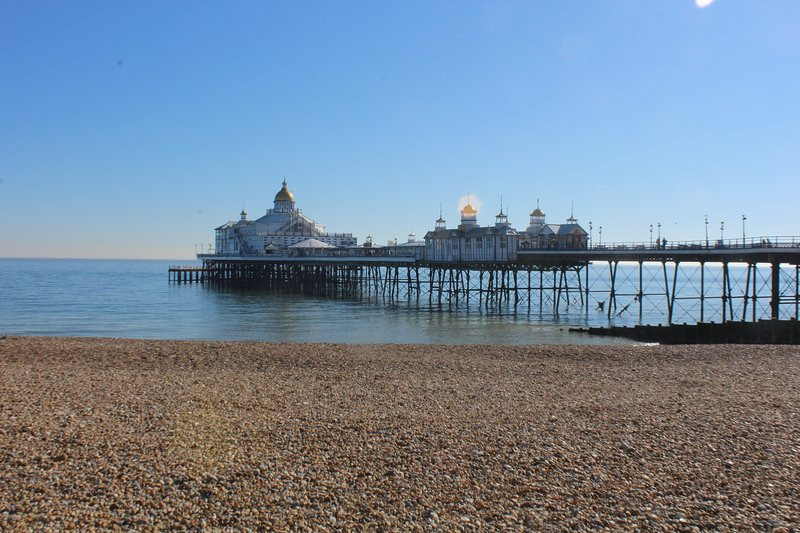 Visit Eastbourne and take in the sites