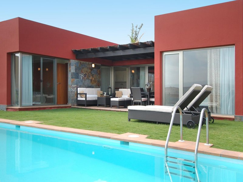 Salobre Golf Villas - Holiday Rental Par 4 - 12, vacation rental in Maspalomas