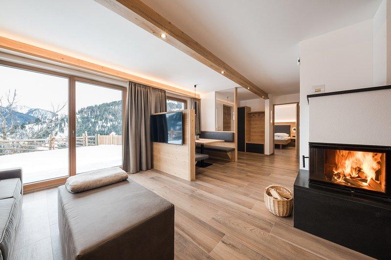 Alpinence - Residence Alpin, Ferienwohnung in Ultimo (Ulten)