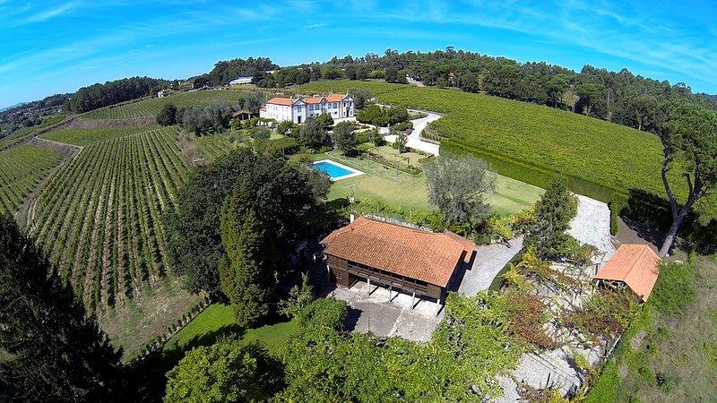 Quinta 'Solar das Bouças', casa vacanza a Caldelas